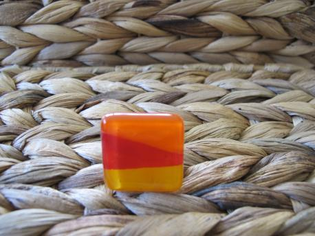 louga-bague-grand-carre-orange-peps-rouge-profond-jaune-orange